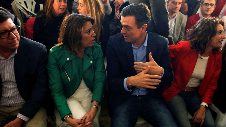 Pedro Sánchez ordena a sus ministros reforzar la voz del Gobierno en Andalucía