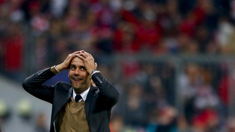 Foto: Guardiola llegó al Bayern en 2013 (Michaela Rehle/Reuters)