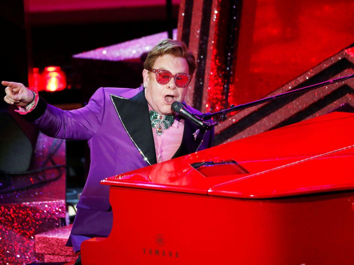 Foto: Elton John (Reuters/Mario Anzuoni)