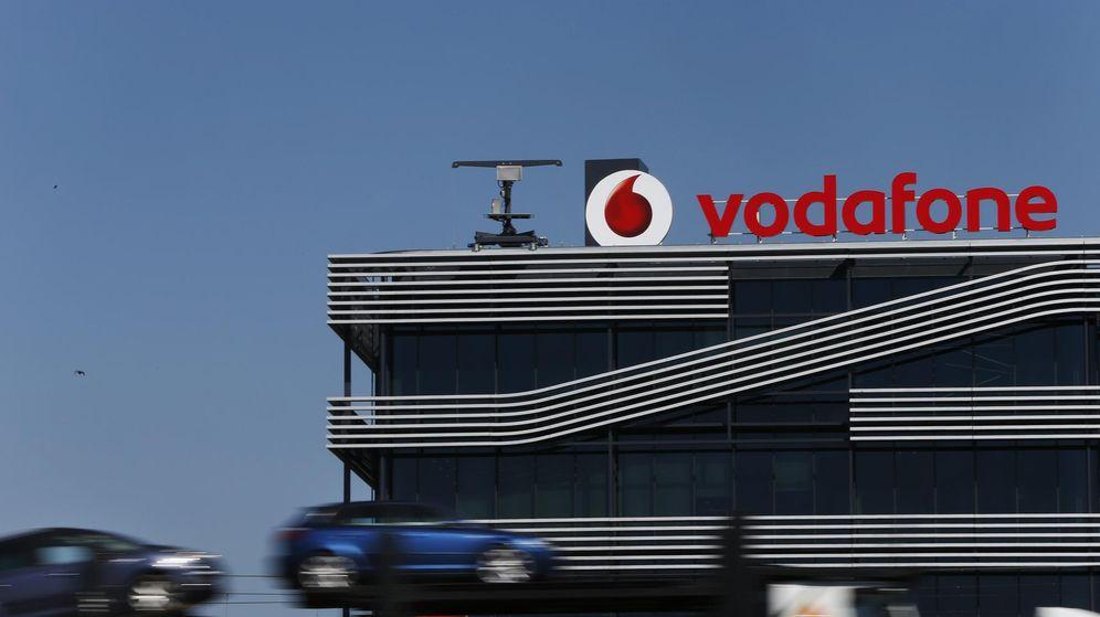 Vodafone rally inmobiliario la sede de vodafone cambia - Oficinas vodafone madrid ...