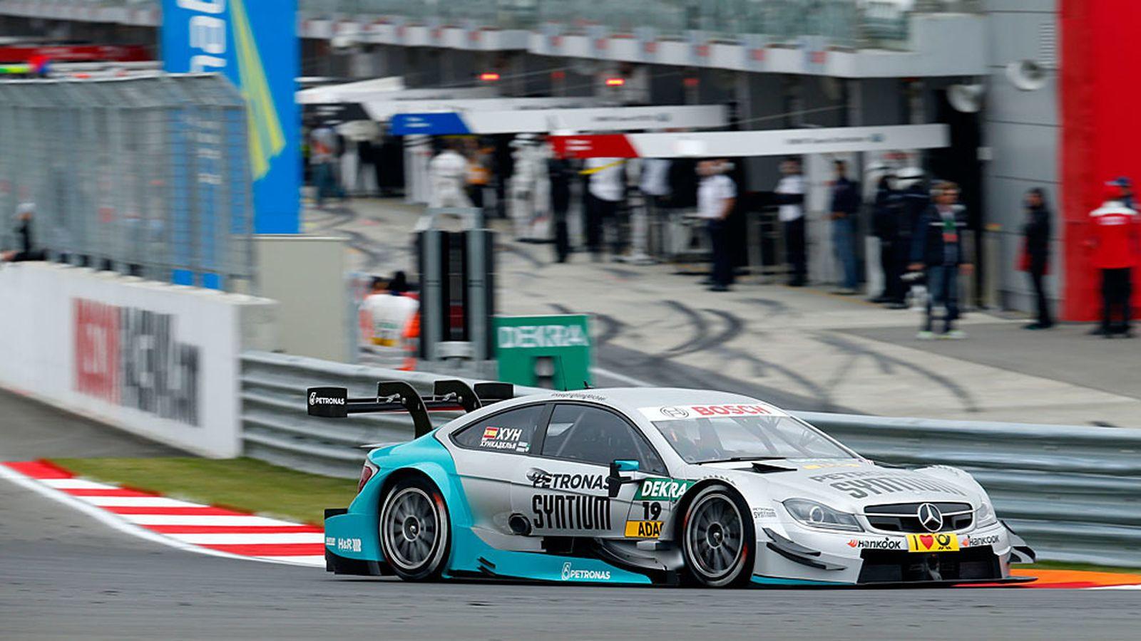 Foto: Mercedes abandona el DTM después de 26 temporadas en el campeonato. (Reuters)
