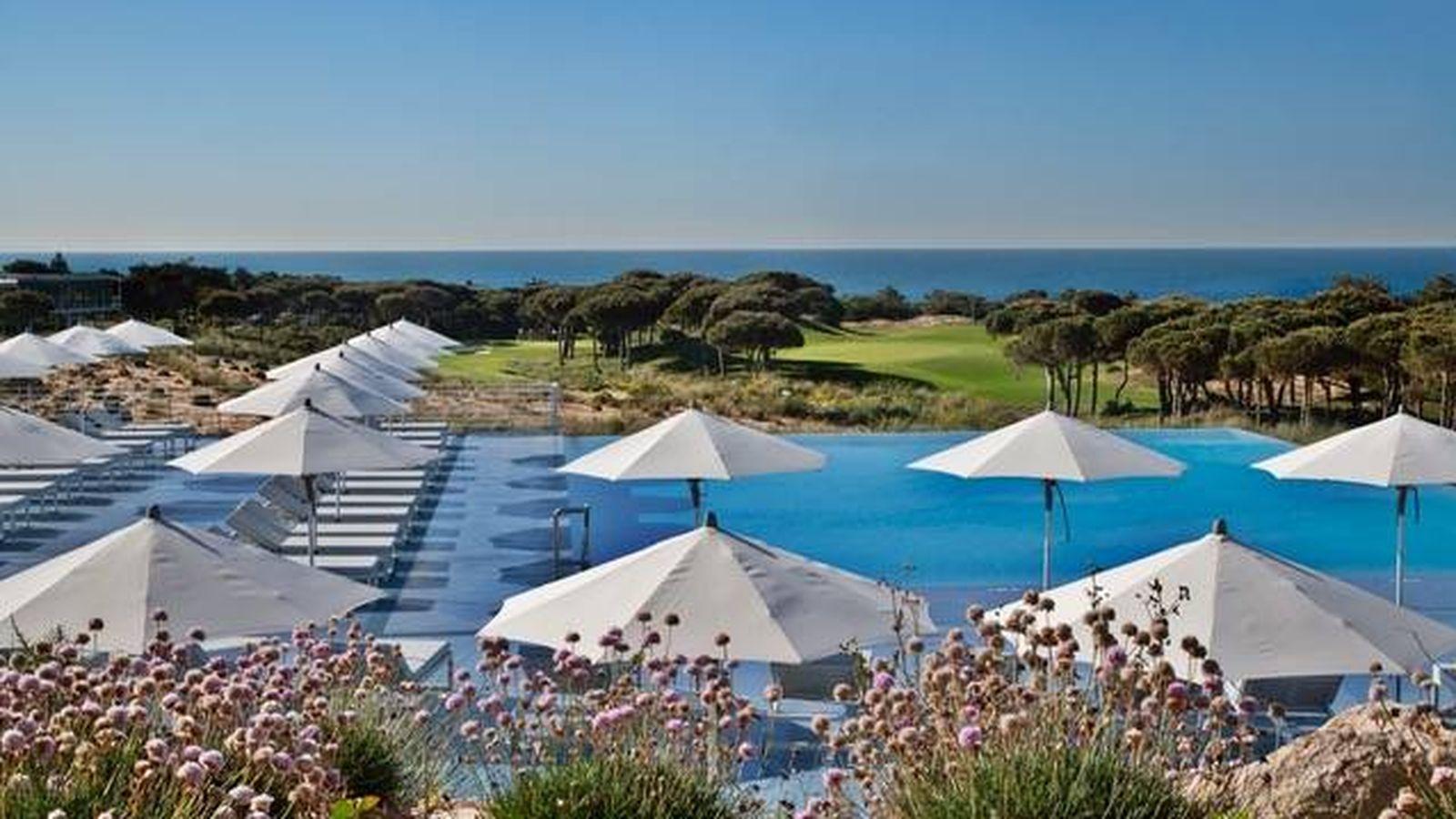 Foto: En el hotel Oitavos, cerca de Sintra, tienes mil planes para elegir. (Cortesía)
