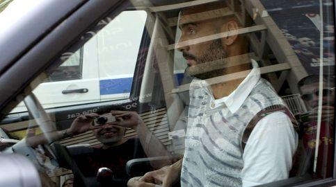 Peligro, Pep Guardiola al volante: ha roto cuatro coches valorados en 536.000 euros