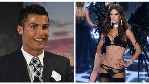 Cristiano Ronaldo presume de estar con una supermodelo de Victoria's Secret