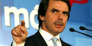 Foto: Una revista estadounidense sitúa a Aznar entre los cinco peores presidentes del mundo