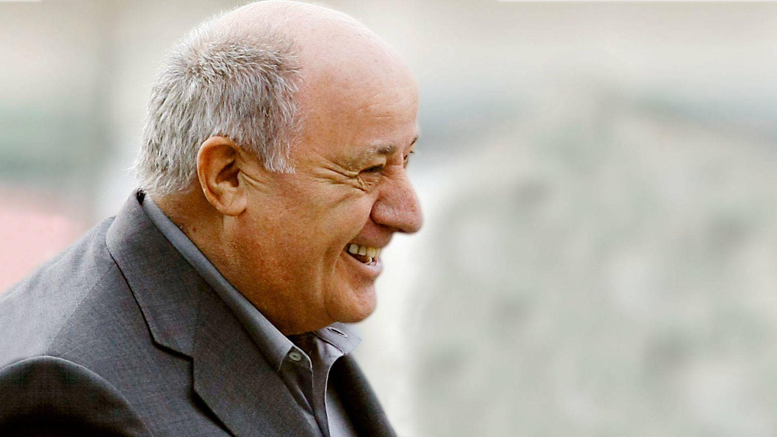 Foto: Amancio Ortega, en una imagen de archivo. (Reuters)