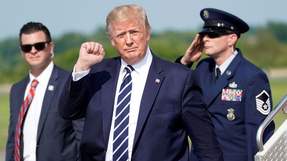 Foto: Presidente de EEUU, Donald Trump. (Reuters)