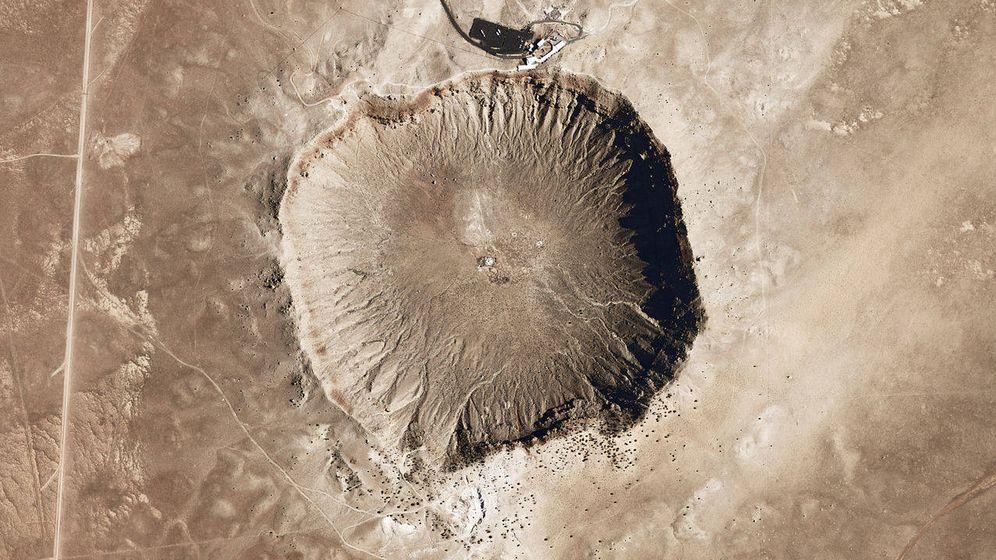Foto: Hallan el misterioso cráter de un meteorito que golpeó a la Tierra hace 800.000 años. (Wikimedia Commons)