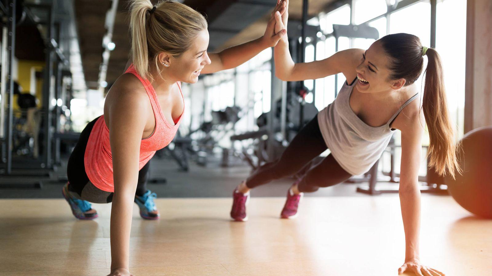 Fitness: 7 ejercicios que van a cambiar tu cuerpo de forma radical en  apenas 4 semanas