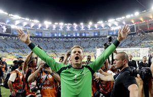 Neuer es el mejor portero del mundo... y De Gea de España