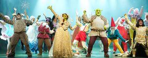 Shrek lleva la voz cantante en Madrid