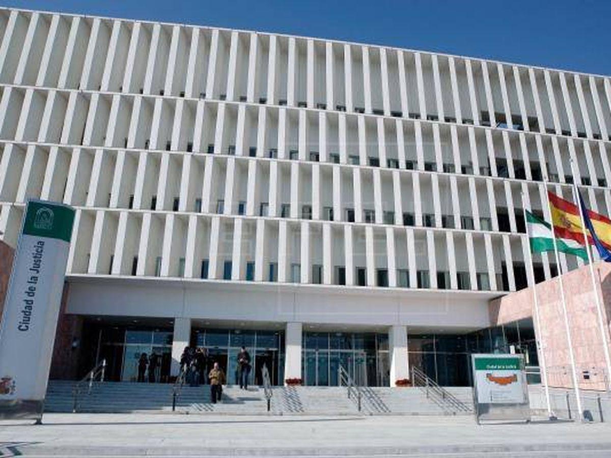 Foto: Ciudad de la Justicia de Málaga, sede del Instituto de Medicina Legal. (EFE)