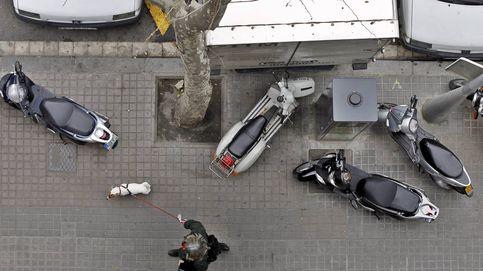 Madrid y Barcelona se ponen serios con las motos mal aparcadas