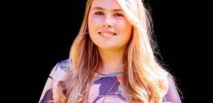 Post de Amalia de Holanda y el 'sorpasso' más sorprendente: su popularidad, a examen