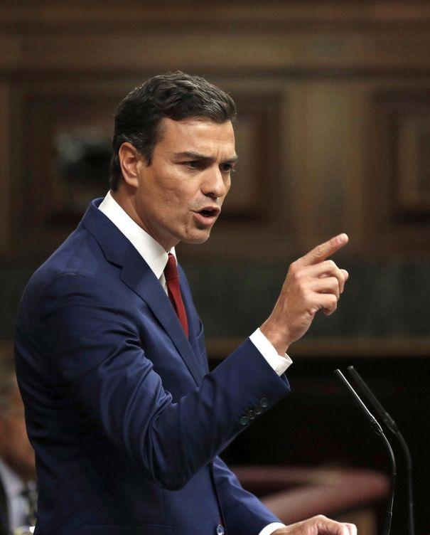 Foto: El líder del PSOE, Pedro Sánchez. (EFE)