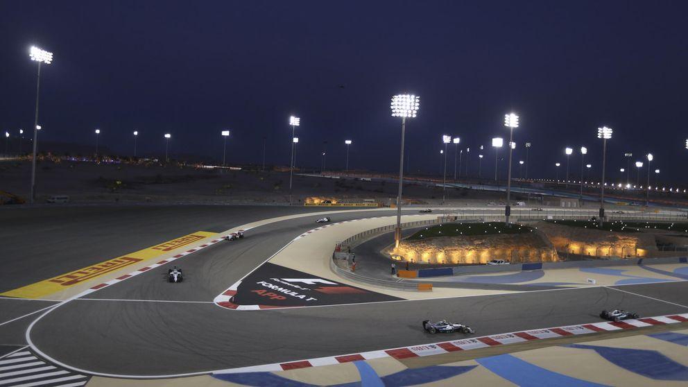 Horarios y televisión del GP de Bahrein de Fórmula 1
