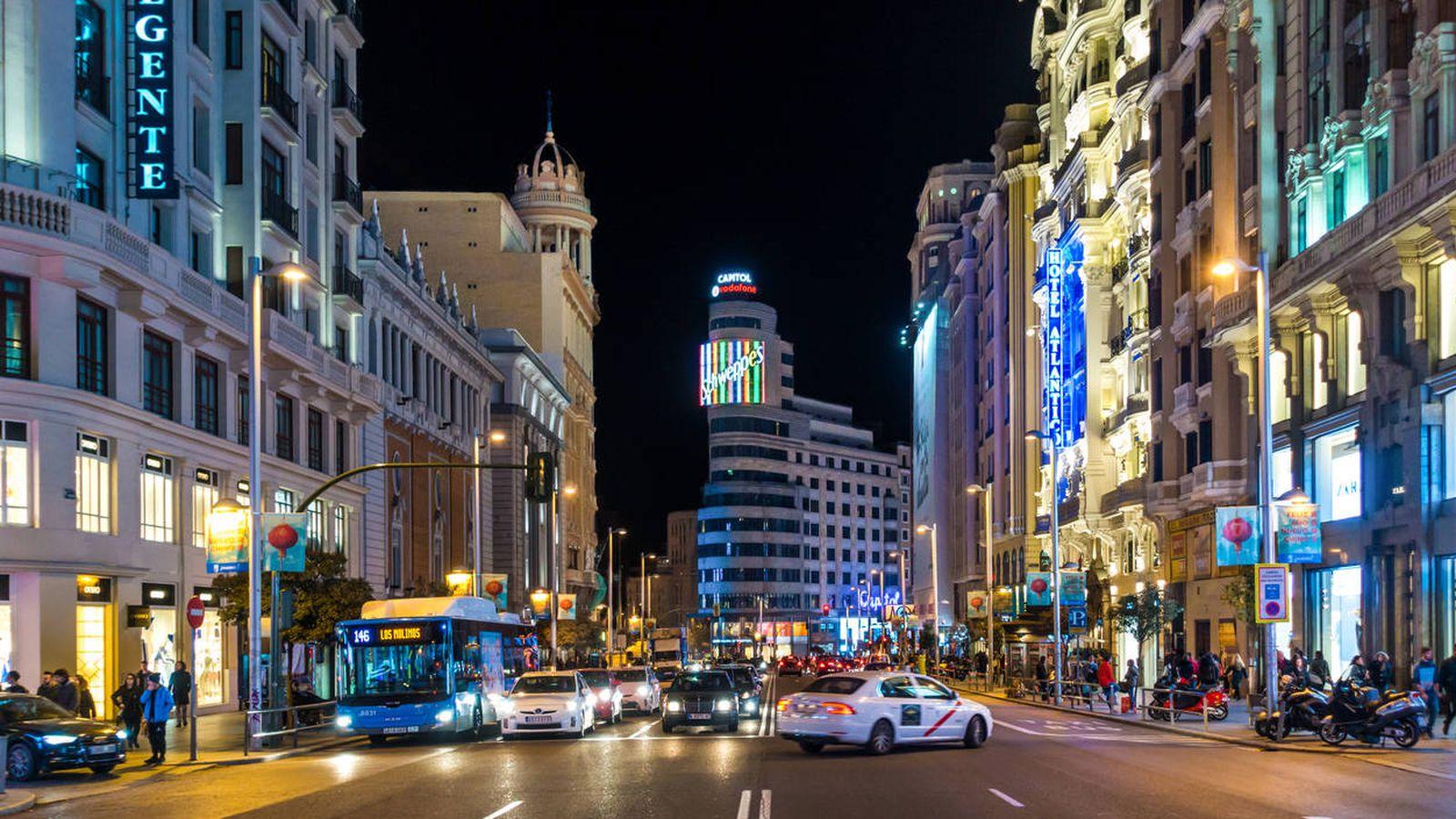 Foto: Uno de los pocos lugares donde el transporte público es más eficiente. (iStock)