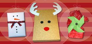 Post de Regalos felices: ideas para empaquetar para niños