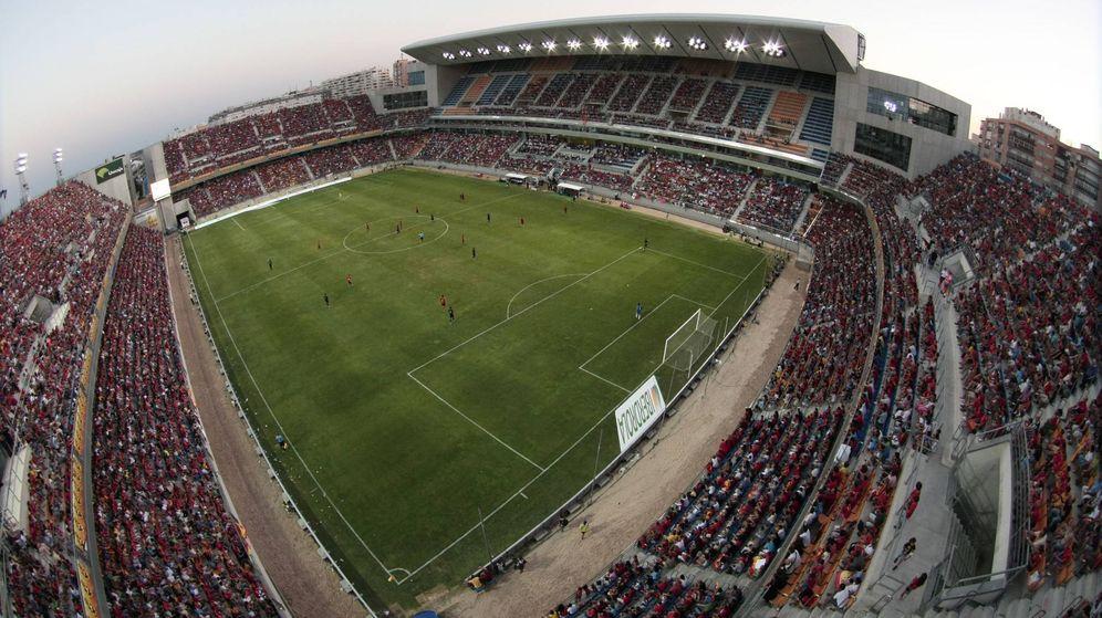 Foto: Imagen del estadio Ramón de Carranza, en Cádiz. (EFE)
