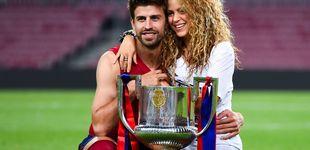 Post de  Shakira y Piqué, vaya par de gemelos (¡se han vestido igual!)