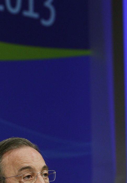 Foto: El presidente de, ACS Florentino Pérez. (EFE)