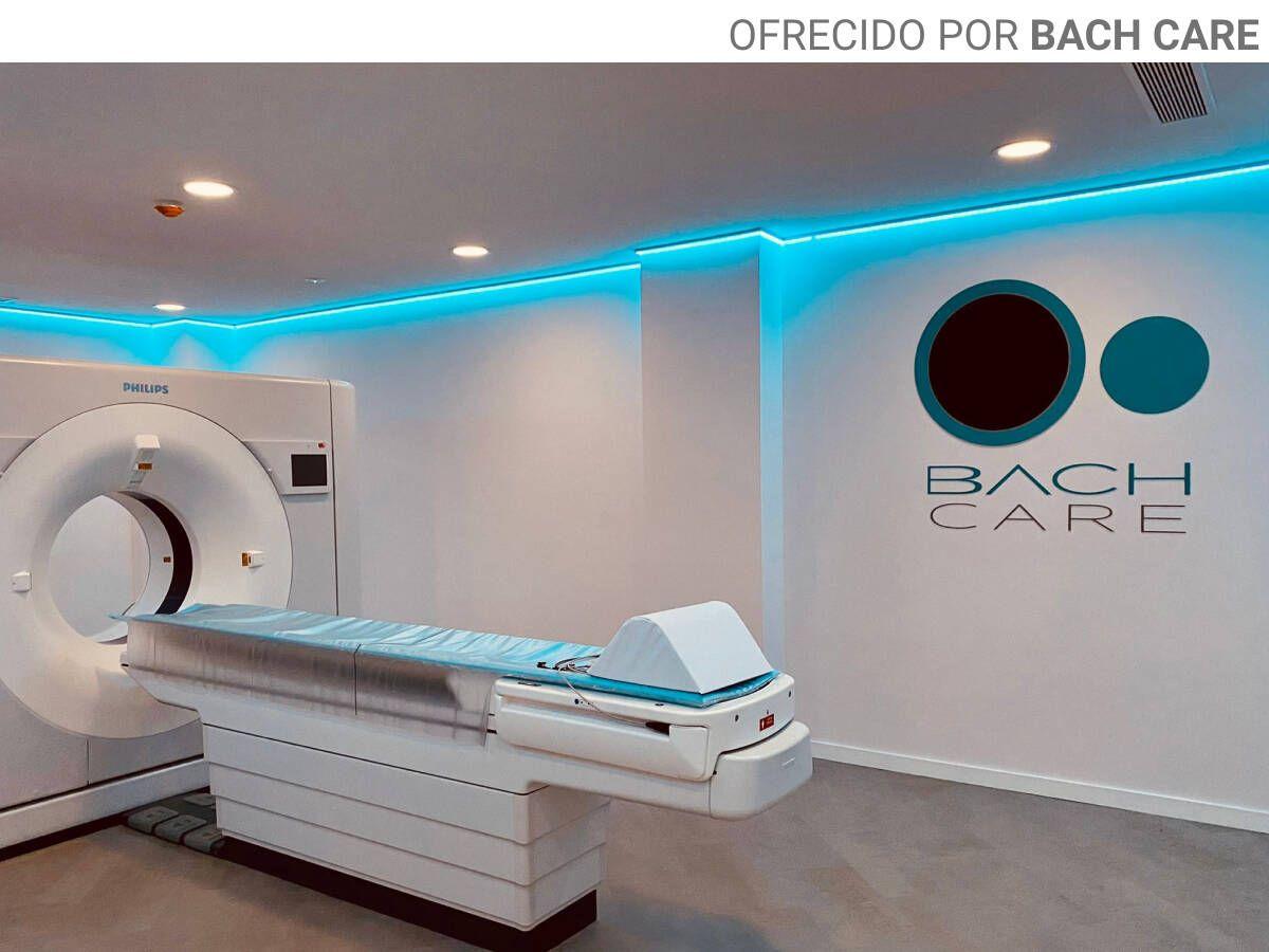 Foto: Escáner de Bach Care. (Cortesía)
