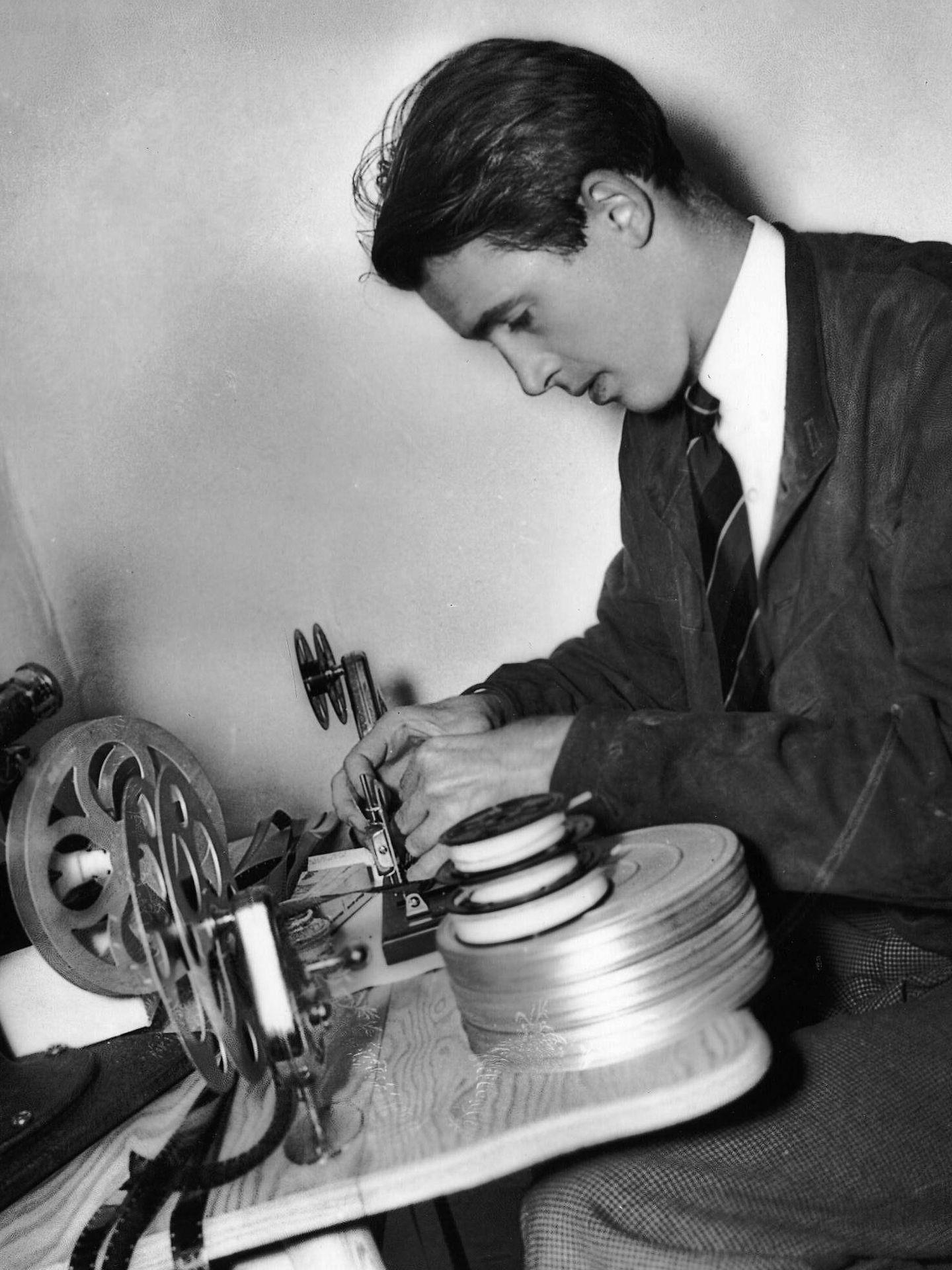 James Stewart en una imagen de los años 30. (EFE)