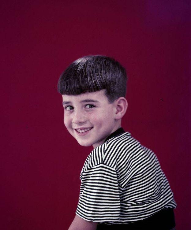 Foto: Pablito Calvo, en la década de los 50. (Getty)