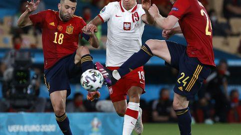 España vuelve a chocar con la falta de gol y se jugará la vida ante Eslovaquia (1-1)