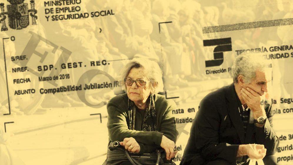 Foto: Muchos españoles optan por la jubilación activa para prolongar su vida laboral. (EFE)
