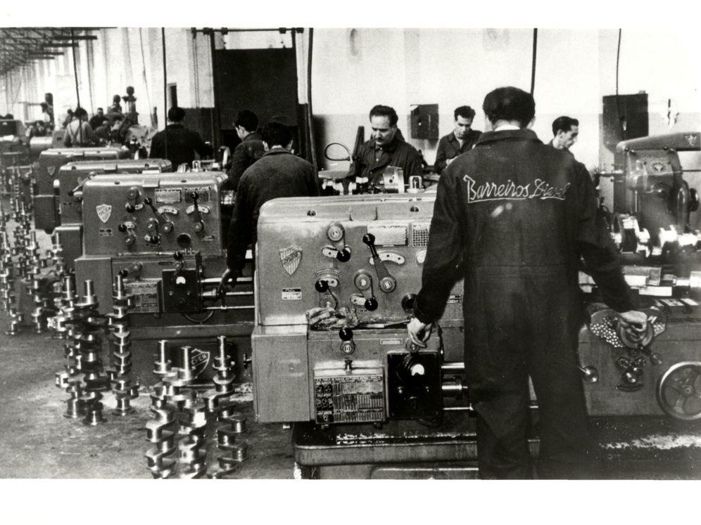 Foto: Eduardo Barreiros fue el empresario que puso a España en el mapa de la automoción. (EFE)