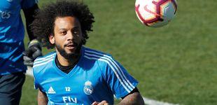 Post de El motivo por el que Marcelo no se mueve del Real Madrid... y su hijo Enzo le retiene