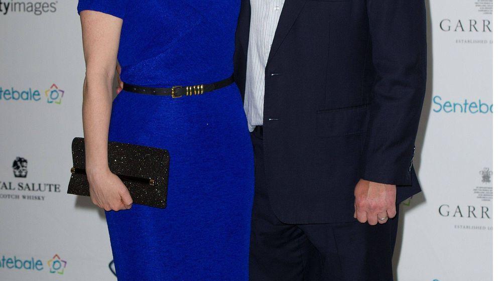 Foto: Peter Phillips y Autumn Kelly, en una imagen de archivo. (Cordon Press)
