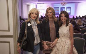 Glamour 'divino' en el hotel Palace para premiar a las mejores 'bloggers' del país