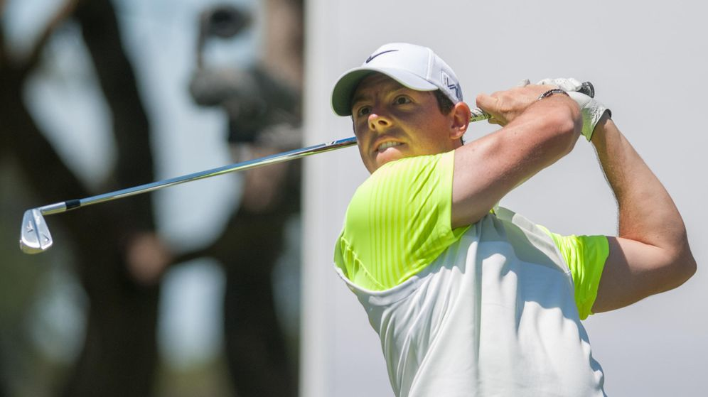 Foto: Rory McIlroy (Reuters).