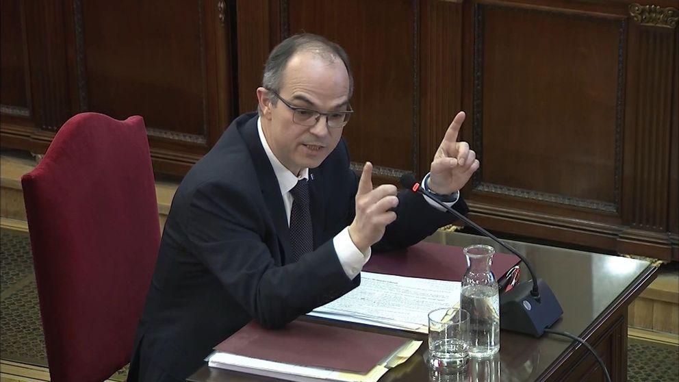 Jordi Turull, en el juicio del 'procés': La única concertación en Cataluña fue por un referéndum pactado