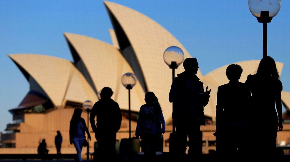 Foto: En la imagen, la ópera de Sidney. (Reuters)