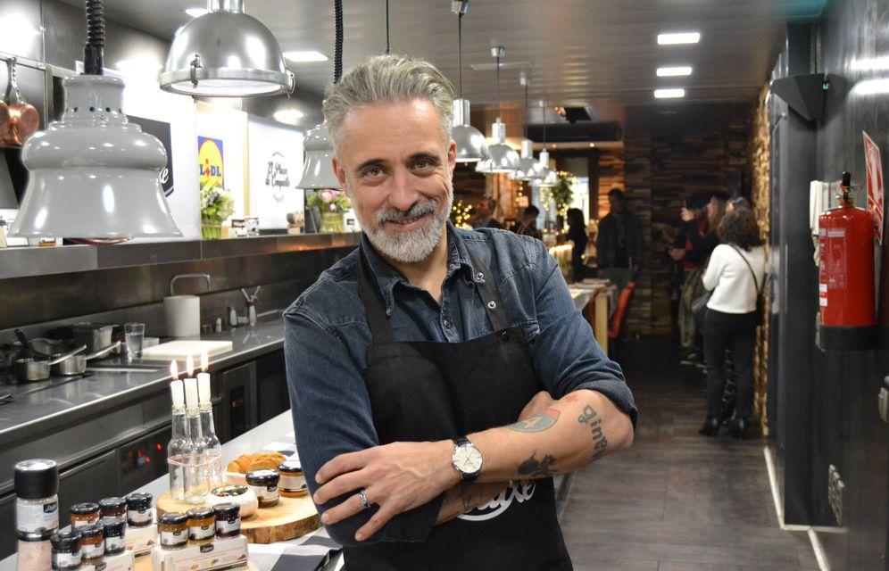Foto: El chef Sergi Arola en una imagen de archivo. (Gtres)