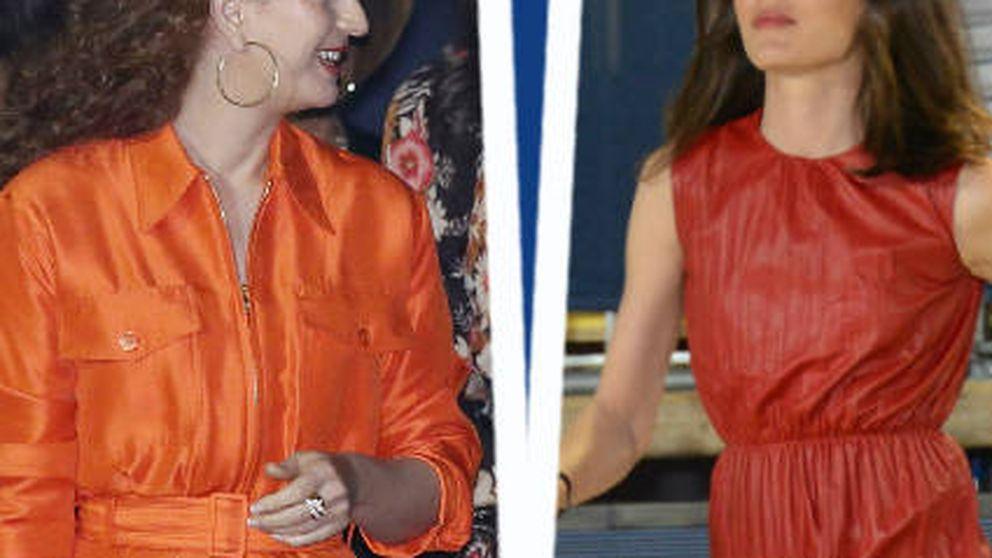 Estilo Real: del chic perfecto de Carlota al naranja butanero de Lalla Salma