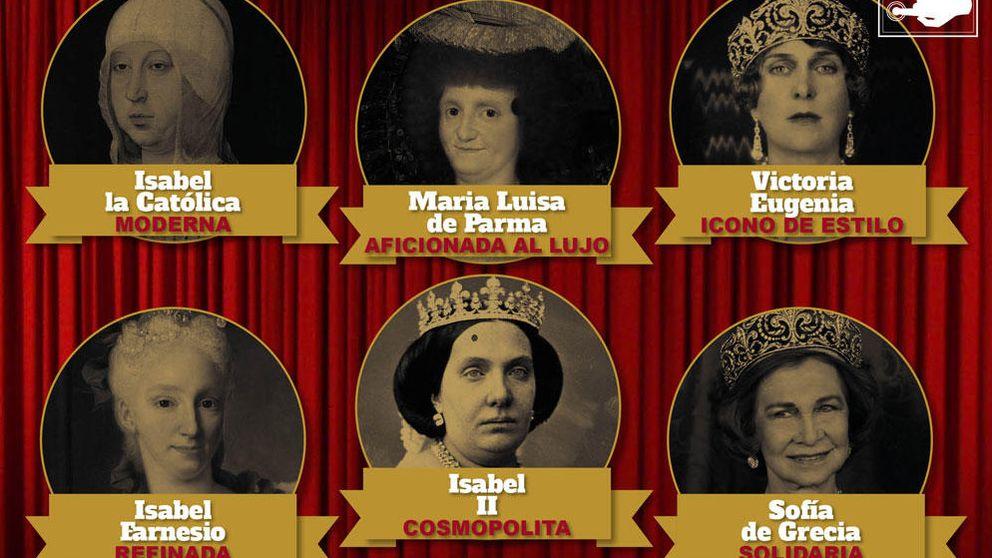 Lo que tiene en común Doña Letizia con las anteriores reinas de España