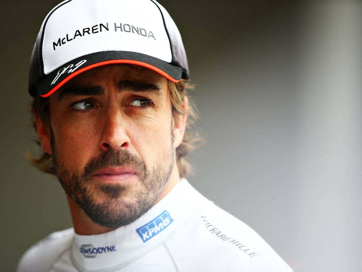 Foto:  Fernando Alonso, en una imagen de archivo. (Getty)