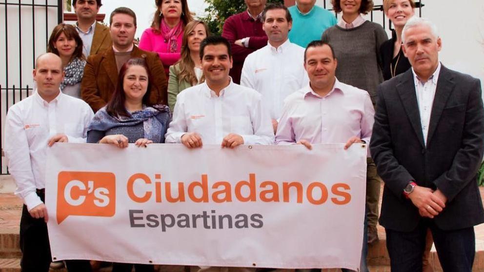 Dimite tras ser imputado el único alcalde de C's que ganó en Andalucía