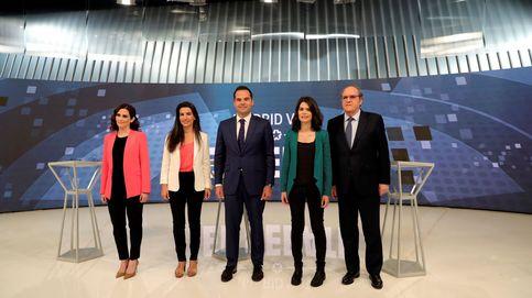 La batalla de la derecha y los golpes de Aguado marcan el debate en Telemadrid