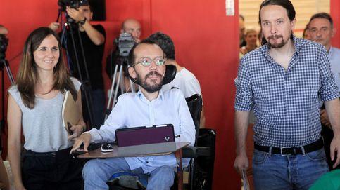Una llamada de Hacienda a Pablo Echenique precipitó las primarias en Podemos