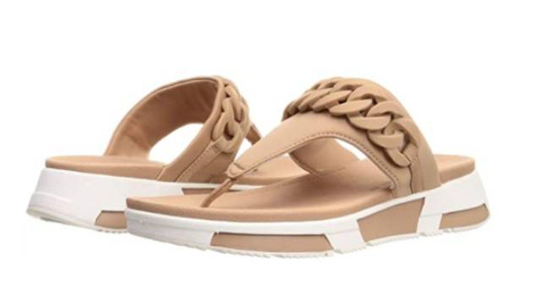 Sandalias de FitFlop. (Cortesía)