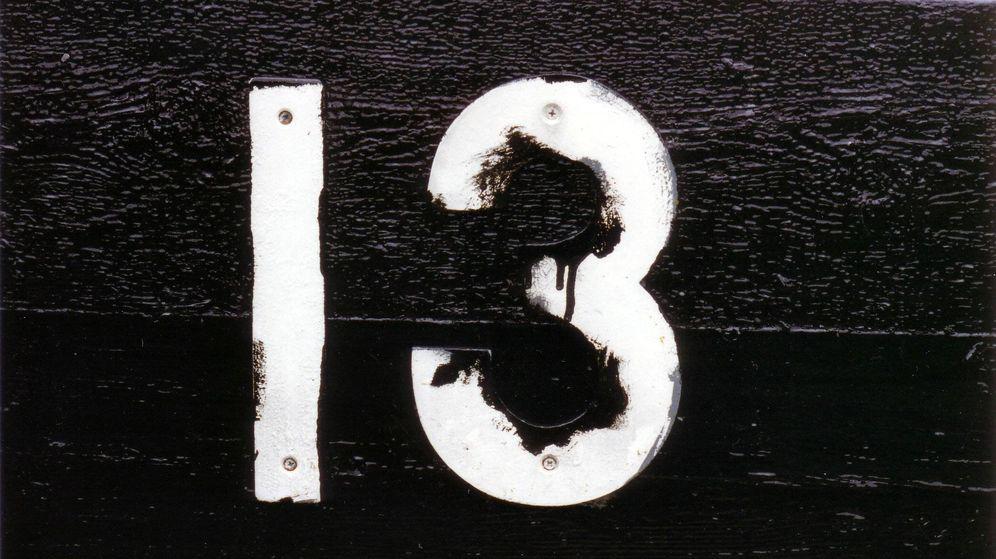 Foto: Número trece (DaveBleasdale)