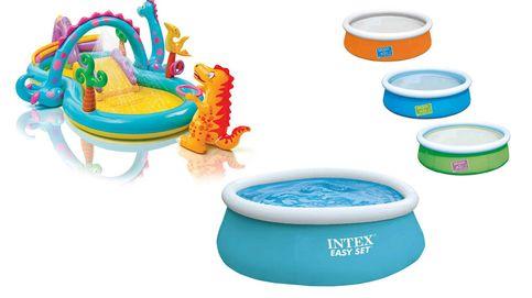 Las mejores piscinas infantiles para que los niños disfruten a lo grande