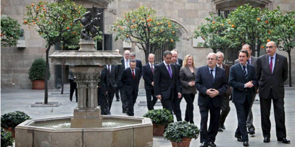 Foto: 'Guerra' de cifras entre CiU y PSC a cuenta de las finanzas de la Generalitat