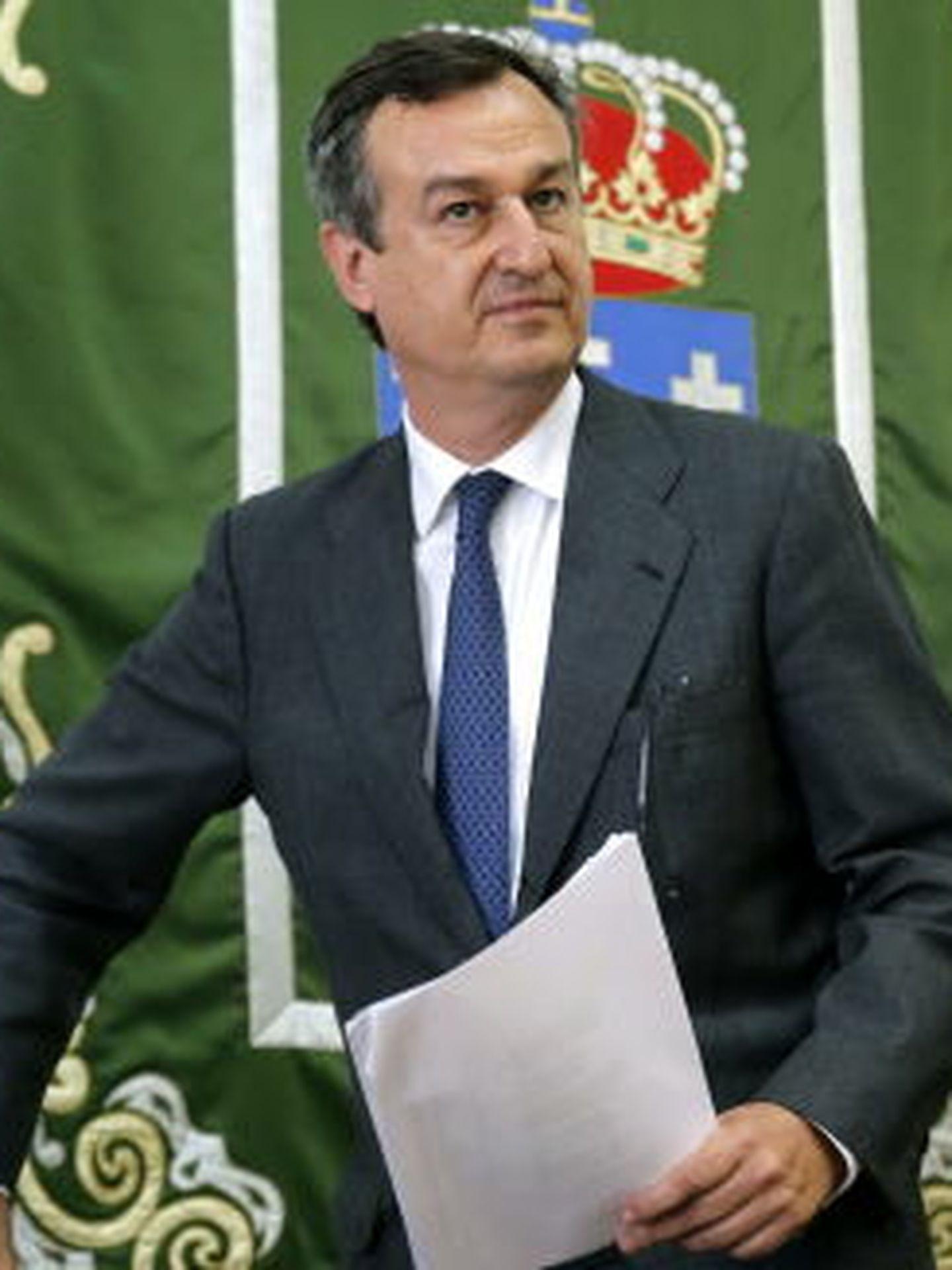 El consejero delegado de Novagalicia Banco, César González Bueno