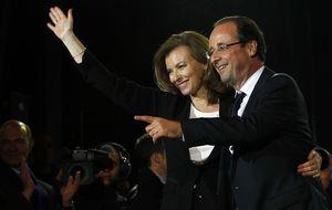 Trierweiler y Hollande, ¿reconciliación a la vista?
